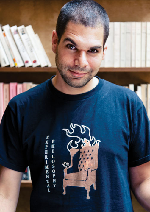 Photo of Joshua Knobe