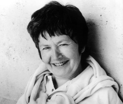 Photo of Luce Irigaray