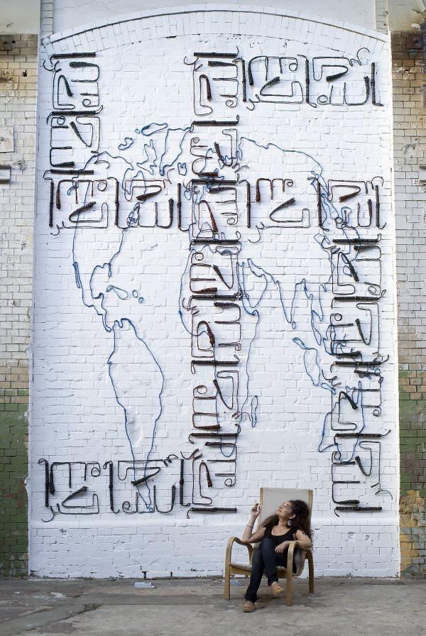 Jaishri Abichandani - Rise and Fall with Artist, 2008