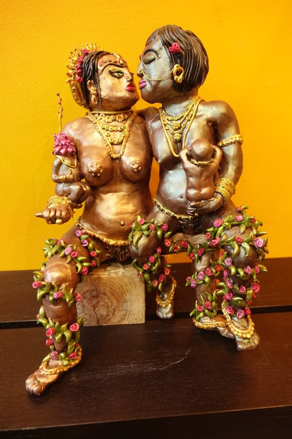 Jaishri Abichandani - Holy Family, 2016